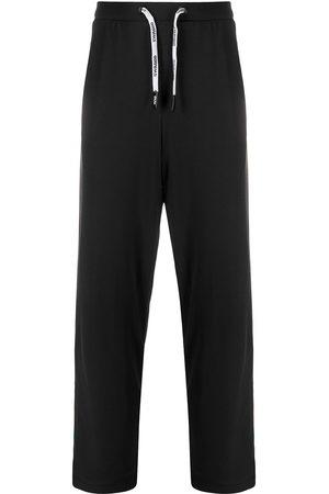 DUOltd Herren Jogginghosen - Stripe detail long jogging pants