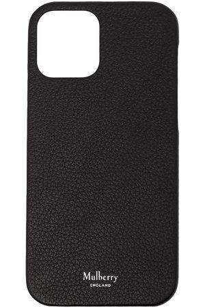 Mulberry Classic-grain iPhone 12 case