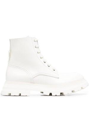 Alexander McQueen Damen Stiefeletten - Wander ankle boots