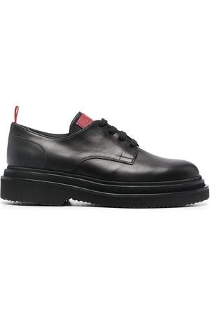 424 FAIRFAX Herren Schnürschuhe - Leather lace-up shoes