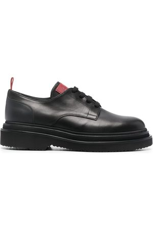 424 FAIRFAX Leather lace-up shoes