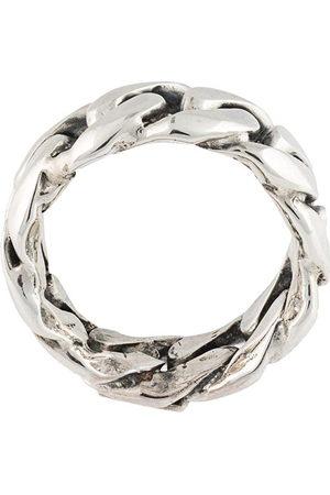 EMANUELE BICOCCHI Herren Ringe - Rigid chain ring