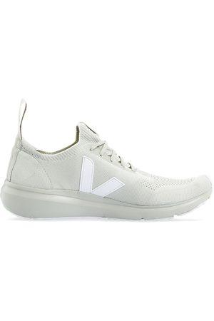 Rick Owens Damen Sneakers - X Veja Runner Style 2 V-knit sneakers