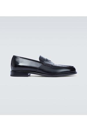 Fendi Loafers aus Leder