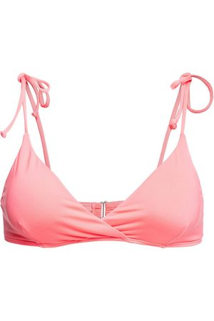 Billabong Damen Bikinis - S.S Paradise Crossed Bikini Top