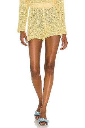 Lovers + Friends Damen Shorts - Cori Knit Shorts in - . Size L (also in XS, S, M).