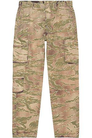 JOHN ELLIOTT Utility Cargo Pants in - Green. Size L (also in S, M, XL).