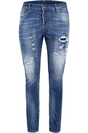 Dsquared2 Herren Slim - Destroyed Jeans