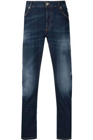 John Richmond Herren Straight - Mick straight leg jeans