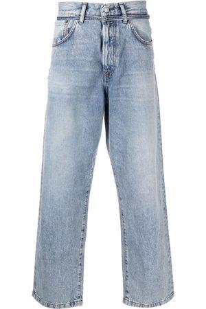 Acne Studios Straight - 1991 Toj drawstring-waist jeans