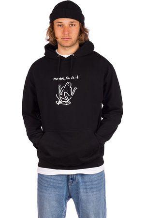 Leon Karssen Herren Sweatshirts - Fuck it Hoodie