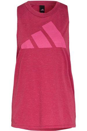 adidas Damen Tanktops - Tanktop Sportswear Winners 2.0 violett