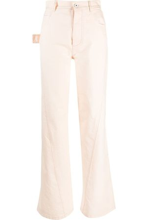 Bottega Veneta High-waisted jeans