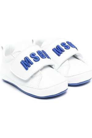 Msgm Sneakers - Logo touch-strap sneakers
