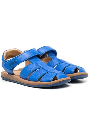 Camper Strappy touch-strap sandals