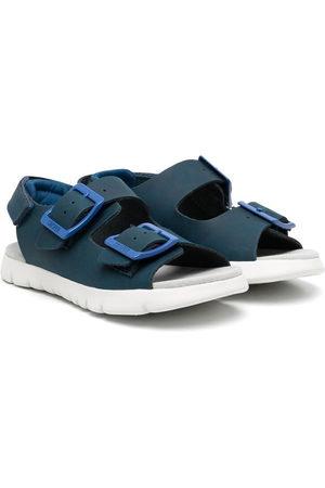 Camper Jungen Sandalen - Oruga double-buckle sandals