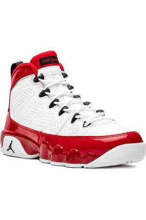 Jordan Kids Sneakers - TEEN Air Jordan 9 Retro GS gym red