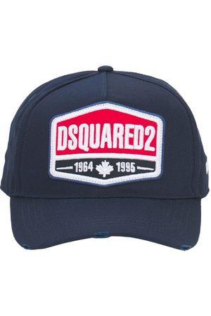 Dsquared2 Baseballkappe Aus Baumwollgabardine Mit Logopatch