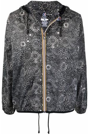10 CORSO COMO Damen Regenjacken - X K-Way circle print raincoat