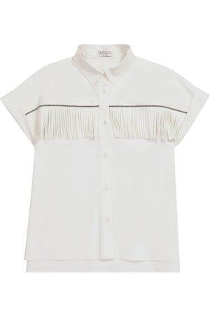 Brunello Cucinelli Hemd aus einem Baumwollgemisch