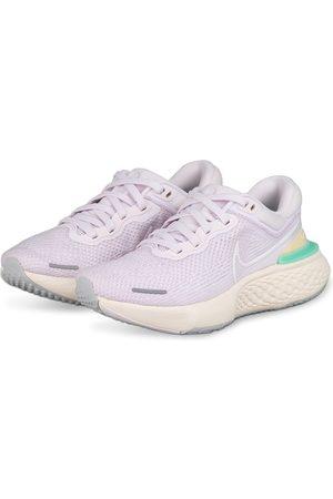 Nike Damen Schuhe - Laufschuhe Zoomx Invincible Run Flyknit violett