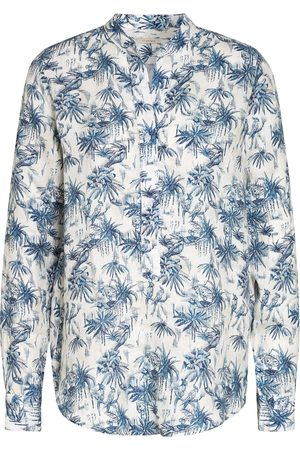lilienfels Damen Blusen - Tunika blau