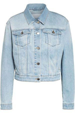 HUGO BOSS Damen Jeansjacken - Jeansjacke Denim Jacket 1.0 blau