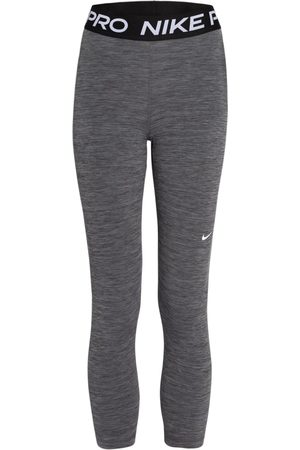 Nike Damen Leggings & Treggings - 3/4-Tights Pro 365 Mit Mesh-Einsätzen