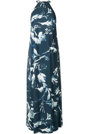 OSKLEN Damen Freizeitkleider - Ocean flower long dress