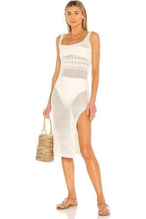 Tularosa Damen Midikleider - Nico Midi Dress in - . Size L (also in XS, S, M).