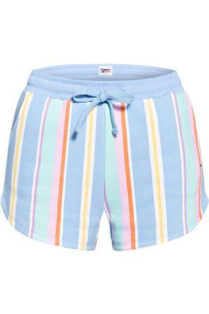 Tommy Hilfiger Damen Shorts - Sweatshorts blau