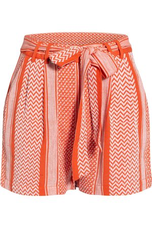 Mrs & HUGS Shorts orange