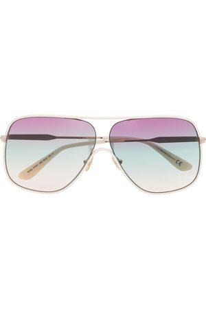 Tom Ford Damen Sonnenbrillen - Aviator-frame gradient-lens sunglasses