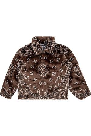 Supreme Sommerjacken - Bandana faux fur jacket
