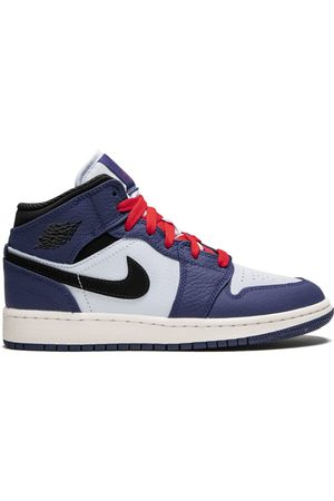 Jordan Kids Sneakers - TEEN Air Jordan 1 Mid SE (GS) sneakers