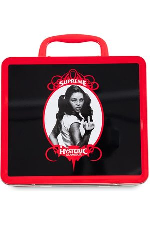 Supreme Shopper - X Hysteric Glamour lunchbox set
