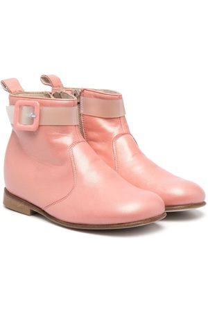 PèPè Mädchen Stiefeletten - Zip-up ankle boots