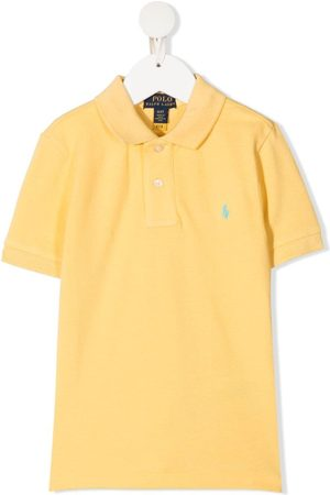 Ralph Lauren Polo Poney-embroidered cotton polo shirt