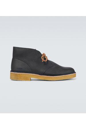 Clarks Herren Halbschuhe - Schuhe Desert Boot 221