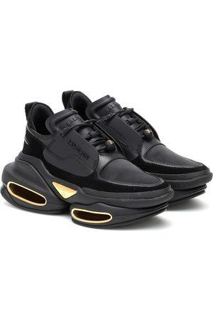 Balmain Damen Sneakers - Sneakers BBold aus Leder
