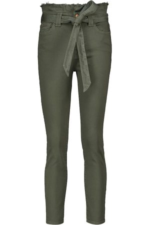 7 for all Mankind Damen High Waisted - High-Rise Skinny Jeans