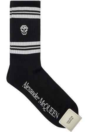 Alexander McQueen Herren Socken & Strümpfe - Socken Aus Baumwollmischung