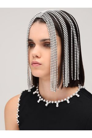AREA Bob-haarschmuck Mit Kristallen