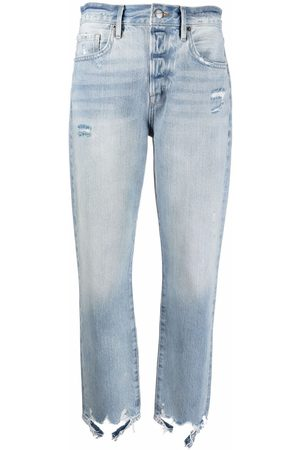 Frame Damen Slim - Faded slim-cut jeans