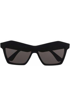 Bottega Veneta BV1093S geometric-frame sunglasses