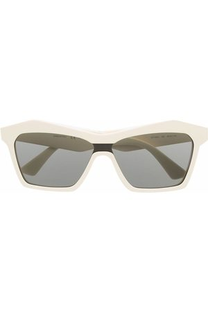 Bottega Veneta Herren Sonnenbrillen - Square-frame sunglasses