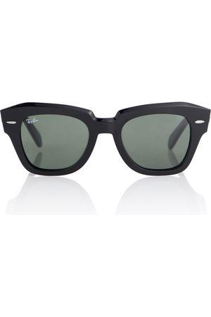Ray-Ban Damen Sonnenbrillen - Sonnenbrille RB2186 State Street