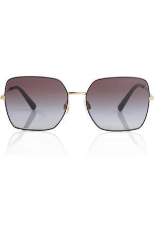 Dolce & Gabbana Damen Sonnenbrillen - Eckige Sonnenbrille