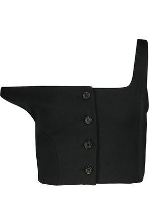 COPERNI Damen Tops & Shirts - Asymmetrisches Cropped-Top
