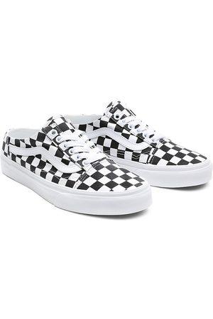 Vans Checkerboard Old Skool Pantoletten Schuhe